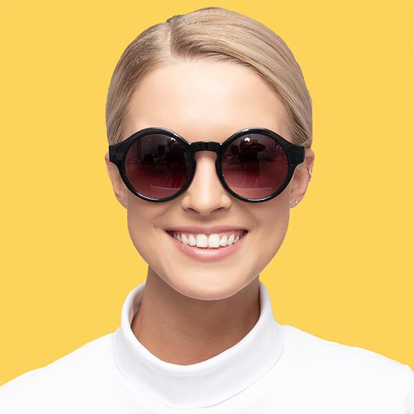 Слънчеви очила, които отговарят на формата на лицето ви